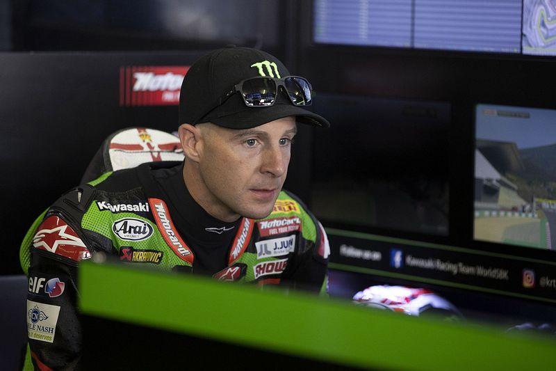 """Rossi: """"Enorm jammer"""" dat Rea geen kans in MotoGP krijgt"""