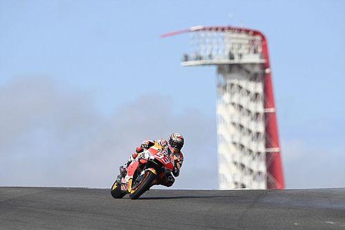 Marc Marquez Terkejut Punya Kecepatan Bagus