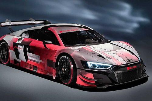 Rengeteg újítással mutatkozott be az új Audi R8 LMS GT3 Evo II