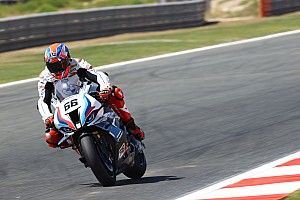 BMW rules out expanding to third factory WSBK bike for Sykes