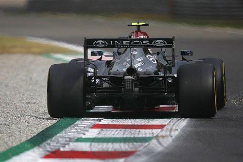 Mercedes considera cambiar motor y penalizar en el GP de Italia
