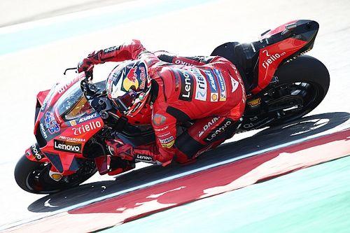 MotoGP, Aragon, Libere 2: Miller suona la carica Ducati
