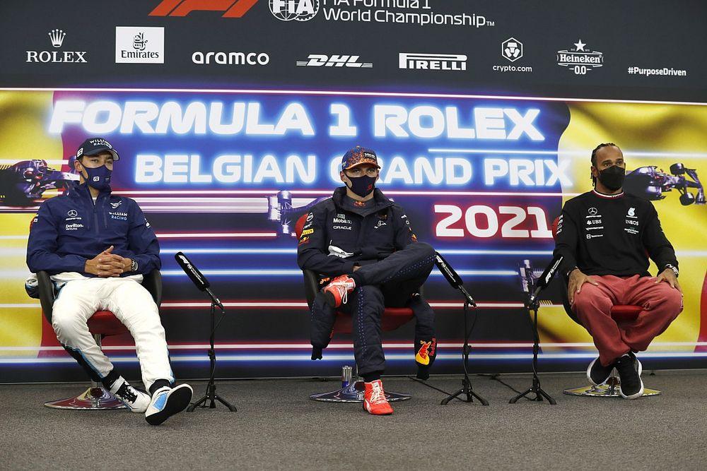 Russell'ın ikinciliği ardından Hamilton: ''Bu hiçbir şeyi değiştirmiyor''