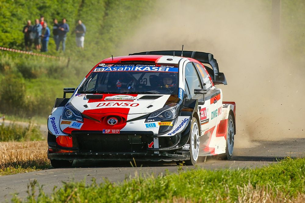 """Latvala: Toyota """"didn't have the experience"""" to win in Ypres"""