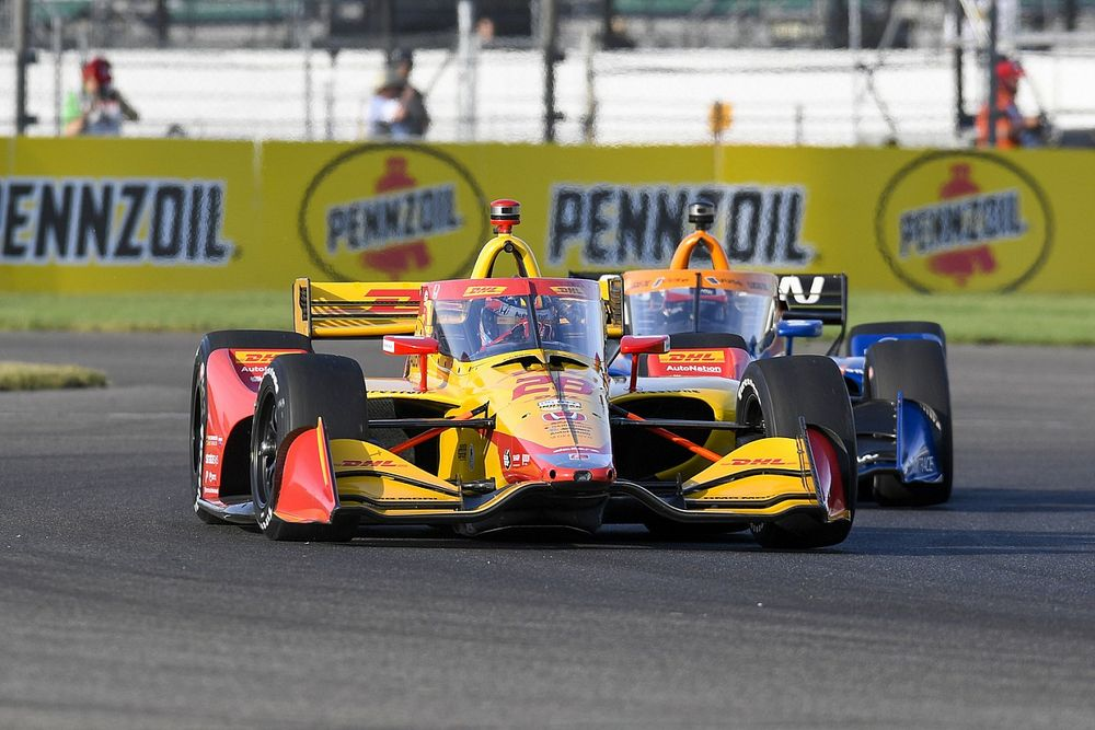 Hunter-Reay to exit Andretti Autosport IndyCar team after 12 years