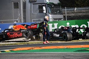 """Marko: """"Verstappen, Senna-Prost gibi kasıtla bir şey yapmadı"""""""