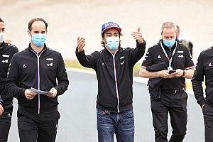Las primeras fotos del regreso de la F1 a Zandvoort