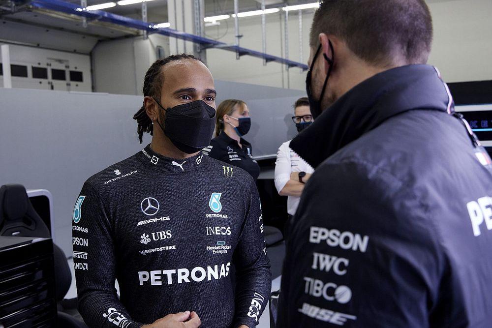 """""""Nem a világ vége Hamilton 5. helye!"""""""