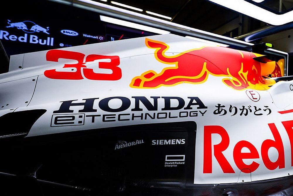 Red Bull y Honda mantendrán una colaboración en 2022