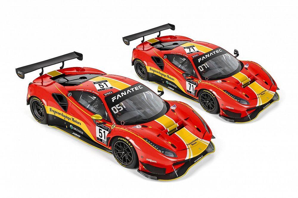 IGTC: tre Ferrari al via della 8h di Indianapolis
