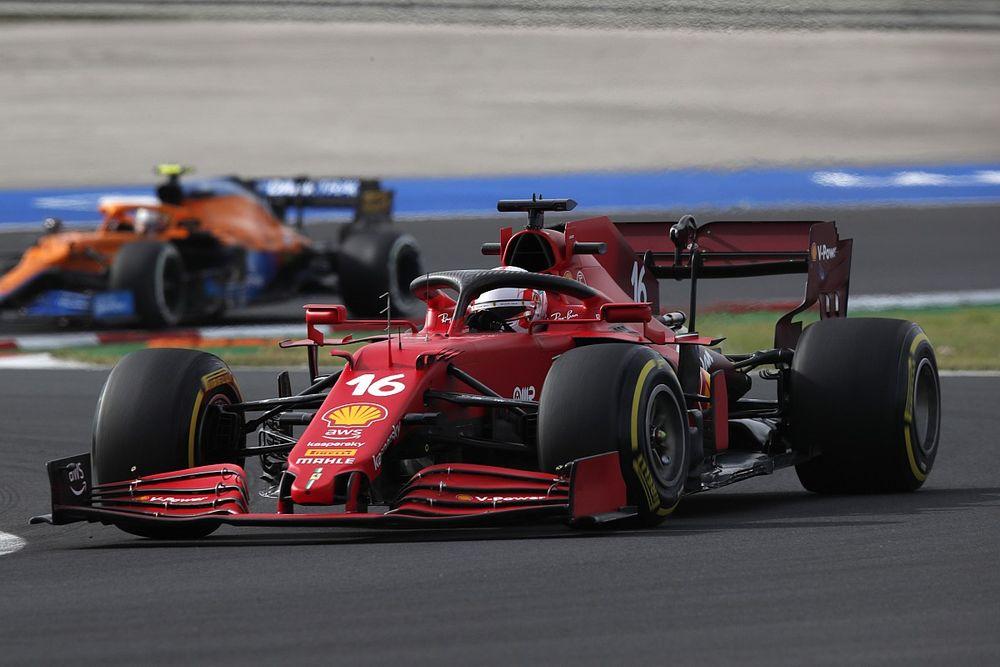 Leclerc: Versenyképesek vagyunk, de nem szabad elragadtatnunk magunkat!