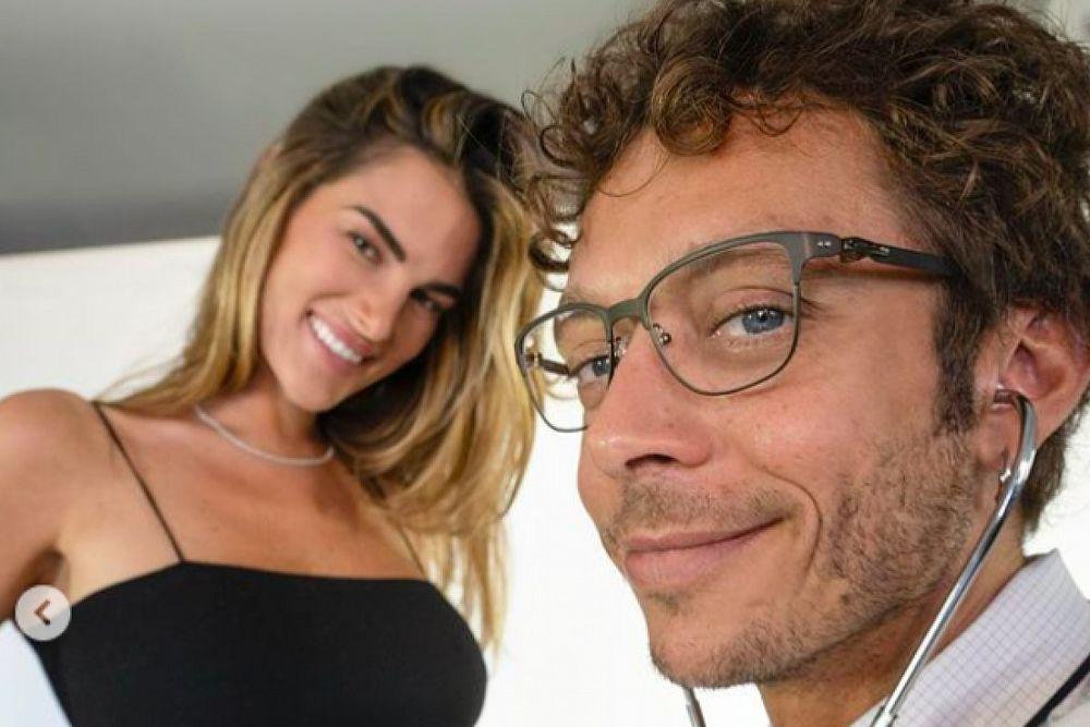 Valentino Rossi será padre por primera vez