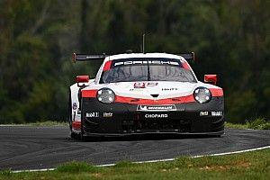 VIR IMSA: Vanthoor tops first practice for Porsche