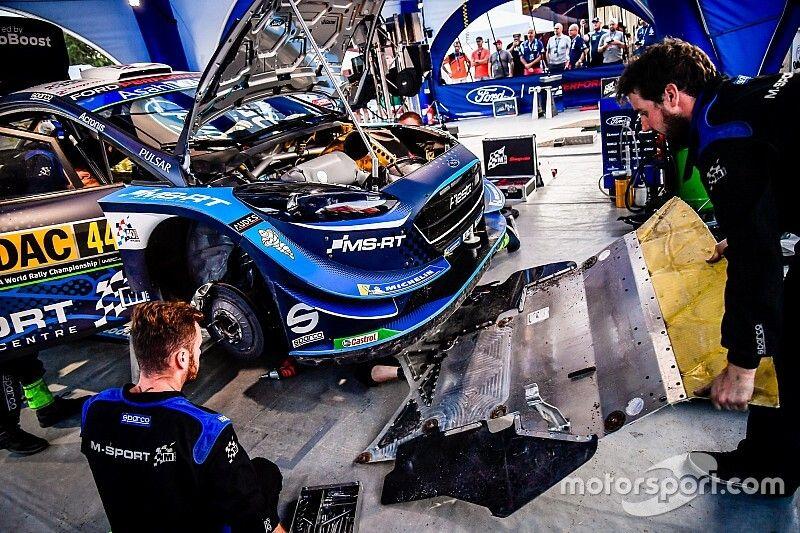 WRC: M-Sport a Monte-Carlo con un motore aggiornato
