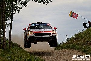 Poloński nadal w Abarth Rally Cup
