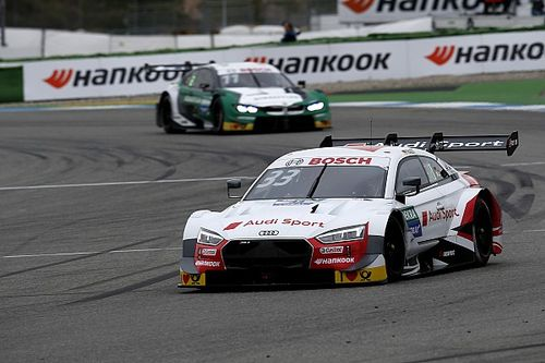 Hockenheim DTM: Rast beats Wittmann to win, Button ninth