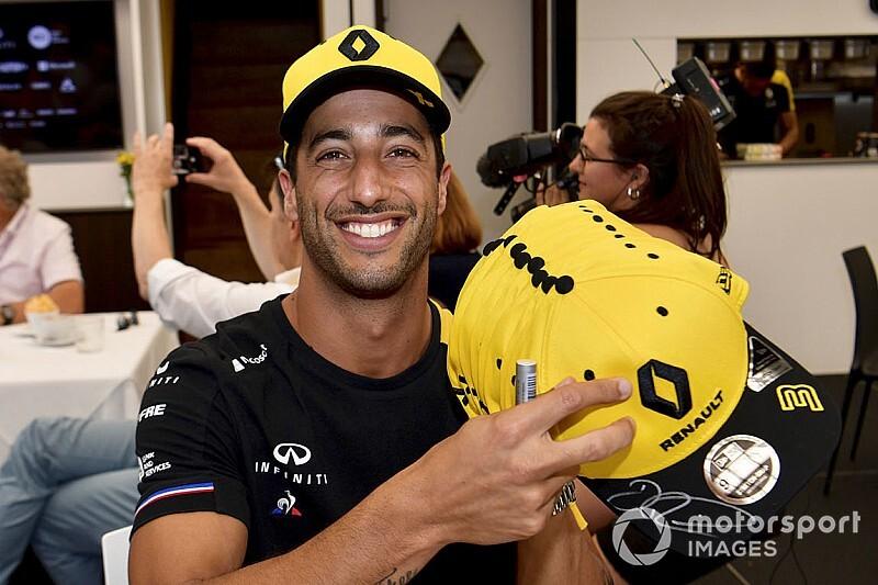 Bilan 2019 - L'encourageante ténacité de Ricciardo