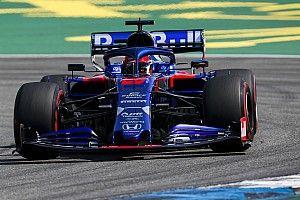 Kvyat ve Albon, Toro Rosso'nun gelişmesi gerektiği konusunda hemfikir