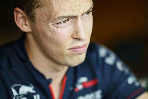 Kvyat no se hace ilusiones con un regreso a Red Bull