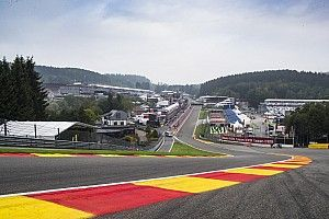 Le circuit de Spa-Francorchamps suspend ses activités