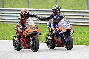 Zarco pinpoints cause of him trailing Oliveira
