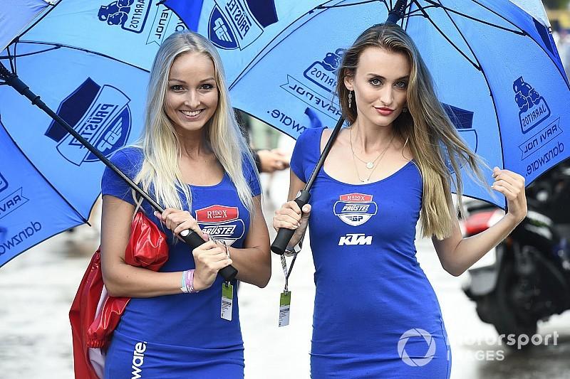Лучшие девушки уик-энда: участницы этапа W Series, грид-герлз DTM и MotoGP