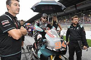 Folger no estará en Moto2 en 2020 y pone rumbo a Superbikes