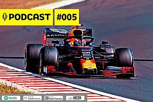 Podcast #005 - A Red Bull foi justa com Gasly?