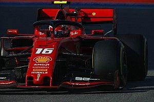 Leclerc wil praten met team, Vettel verbaasd over VSC