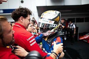 Шварцман получил награду за титул в Формуле 3