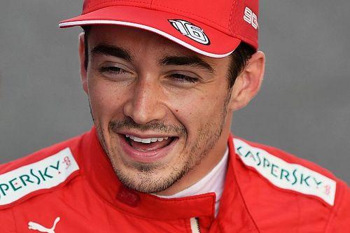 Leclerc lidera virada da Fórmula 1 em 2019 com rival Verstappen