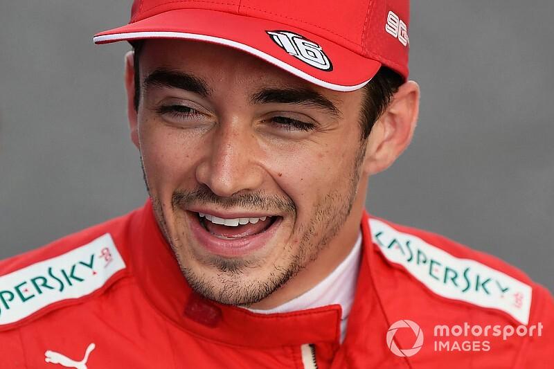 Képekben Leclerc újabb nagy időmérős sikere: megállíthatatlan