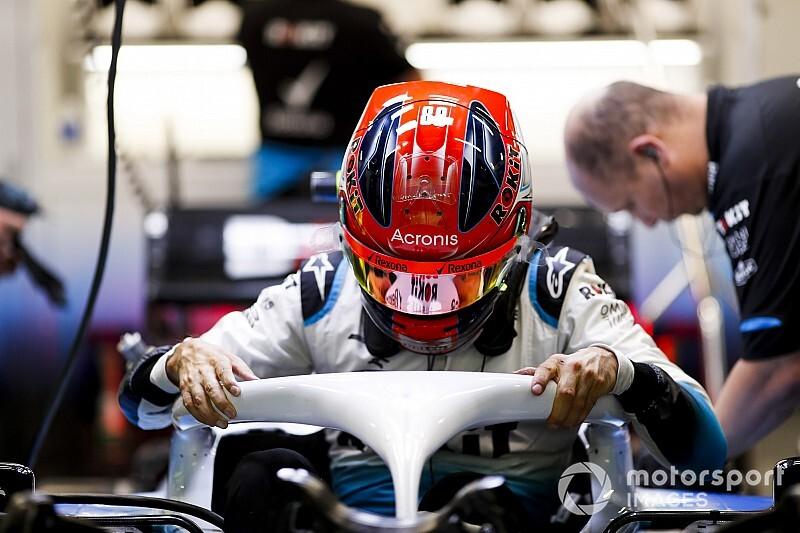 Kubica grid cezası aldı