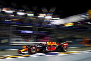アルボン、初のシンガポールで予選6位「長く厳しいレースを覚悟」