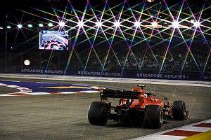 تغطية مباشرة لسباق جائزة سنغافورة الكبرى 2019