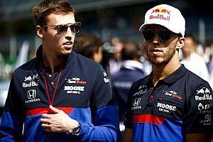 Квят и Гасли понадеялись догнать Red Bull в 2021 году