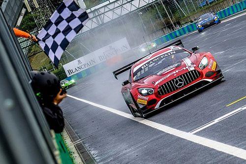 GT World: Raffaele Marciello ancora sulla Mercedes di AKKA ASP