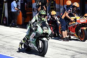 """Crutchlow: """"Márquez subiría al podio con la Aprilia"""""""
