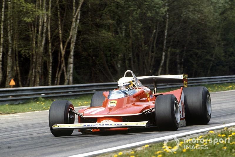 Scheckter, Monza'da gösteri sürüşü yapacak
