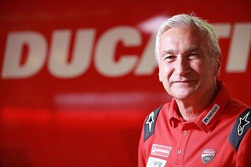 """Tardozzi: """"Vinales? Ducati è contenta di Bagnaia e Miller"""""""