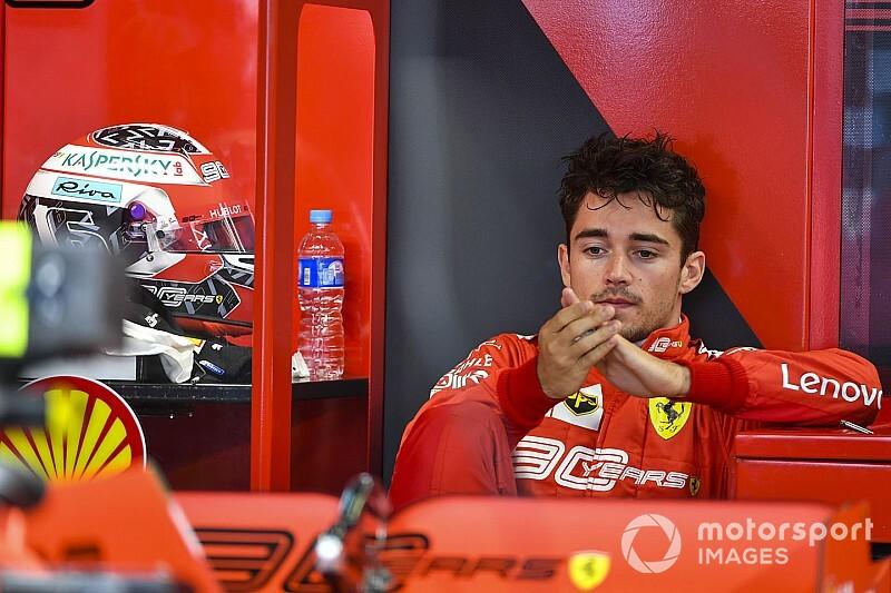 Leclerc szerint rendkívül erős a Ferrari, de nem érzi magát verhetetlennek