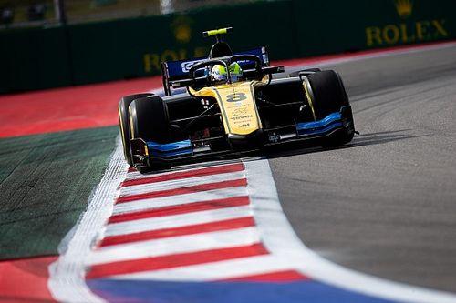 FIA F2ソチレース2:ギオット今季3勝目。松下は事故に巻き込まれリタイア