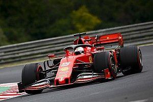 Ferrari gagne peu à peu de l'appui aéro sur sa monoplace