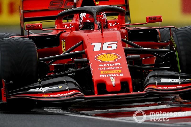 Stel je vraag aan Scuderia Ferrari F1-coureurs Sebastian Vettel en Charles Leclerc
