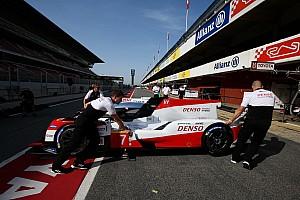 WEC sezon öncesi testleri: İlk seansın lideri #7 Toyota ile Lopez