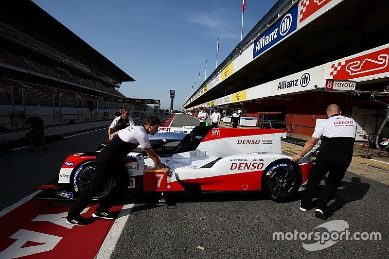Deux Toyota en tête à Barcelone pour débuter le Prologue