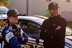 Solberg father-son duo to contest WRC Rally GB