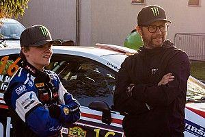 El equipo de padre e hijo Solberg competirá en el Rally de la Gran Bretaña