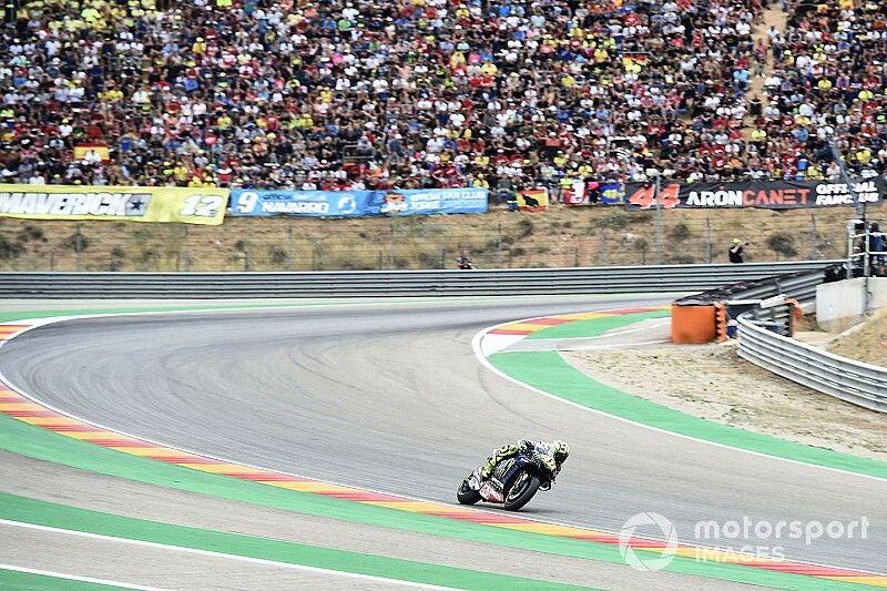 El peor Rossi de Yamaha