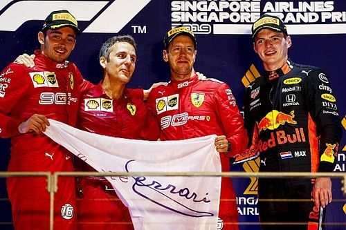 Internationale media over Verstappen (en Vettel) in Singapore